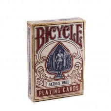 Bicycle 1900 Playing Cards Red