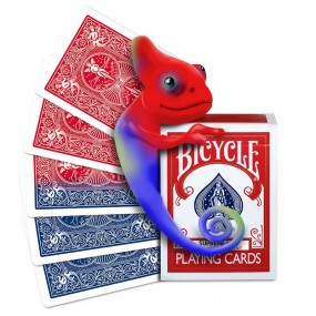 Bicycle Color Changing Deck
