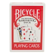 Bicycle Shrinking Deck + DVD