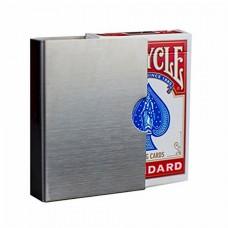 Slimline Card Guard Steel Silver