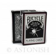 Bicycle Black Spider