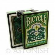 Bicycle Green Dragon