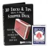 Bicycle Stripper + DVD (30 trucs)